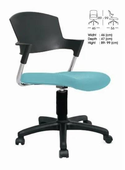 Indachi Kursi Staff/Sekretaris type V POSE I N