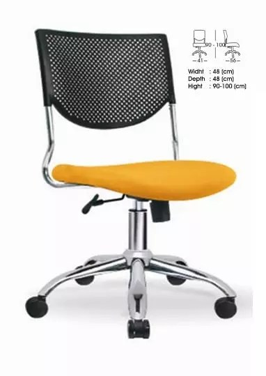 Indachi Kursi Staff/Sekretaris type X POSE II CR