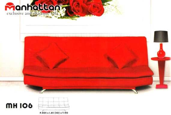 Manhattan Sofa Type MH 106