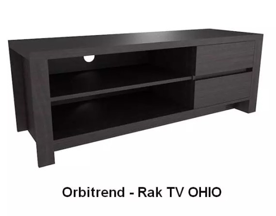 Orbitrend Rak TV Audio Video Cabinet type OHIO