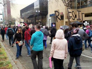 Oakland Women's March