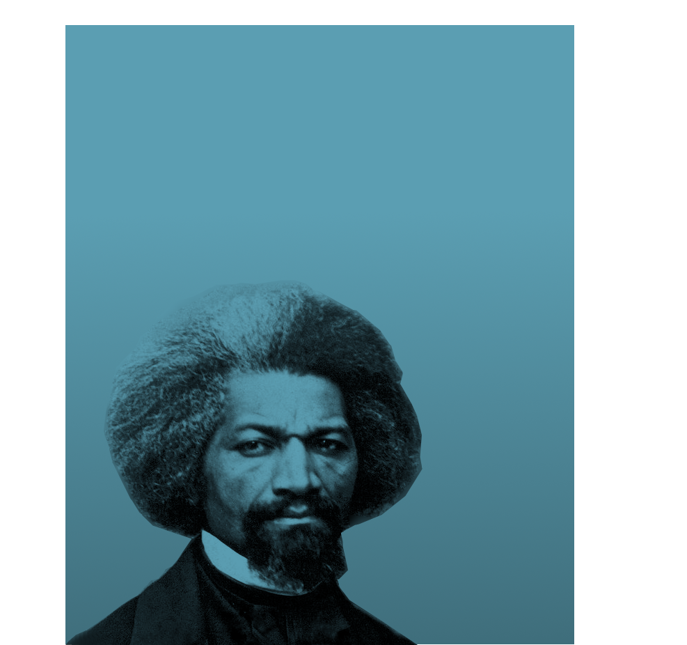 """Power concedes nothing without demand"" --Frederick Douglass"