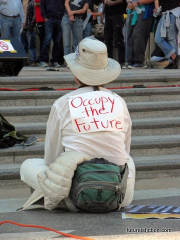 plan an effective protest like Occupy