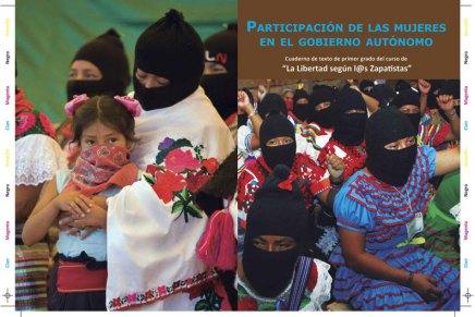 ELLOS Y NOSOTROS. VII- L@s más pequeñ@s. 3.- Las Compañeras. El muy largo camino de las zapatistas