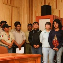 19 de junio UACH, Texcoco
