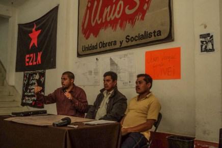 San Sebastián Bachajón, despojo y violencia del Estado mexicano