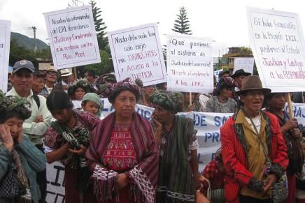 El día de la dignidad del pueblo Ixil