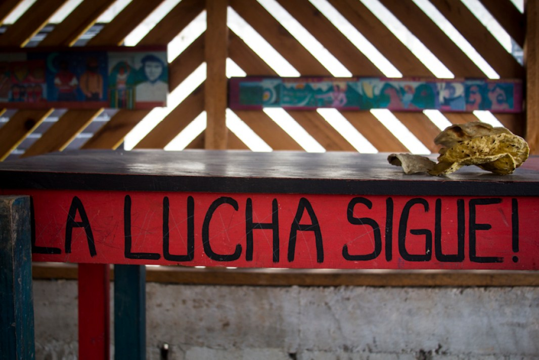 Caracol La Garrucha / Foto: Heriberto Paredes
