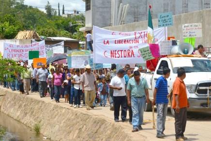 La detención de la comandante Nestora Salgado muestra del acoso hacia las policías comunitarias en Guerrero