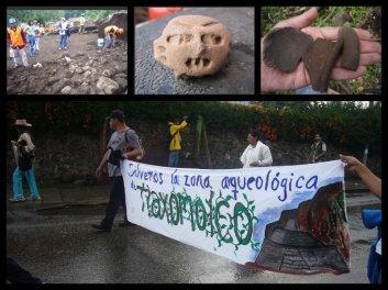 """""""No son piedras, es nuestro origen"""". Fotografía: Gustavo Flores"""