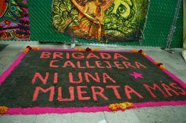Mictlán Rebelde 2013/ Foto: Andalucía Kroll