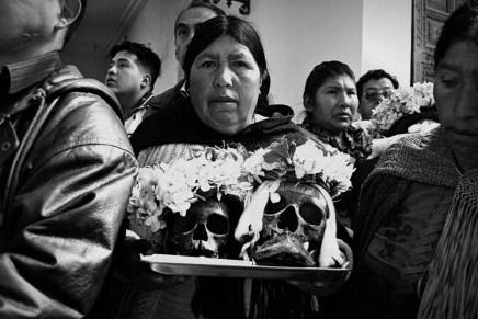 Las ñatitas: culto sobre la muerte andina