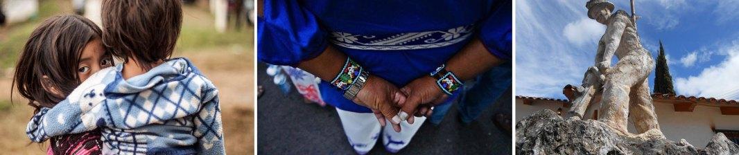 Recolonización de América Latina / Fotos: Agencia SubVersiones (1 y 2), Nayeli Jiménez (3).