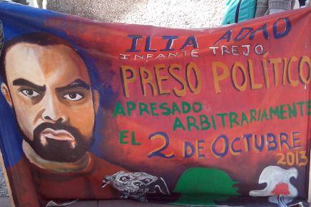 2 de octubre: voz de Ilia Infante Trejo desde el Reclusorio Norte