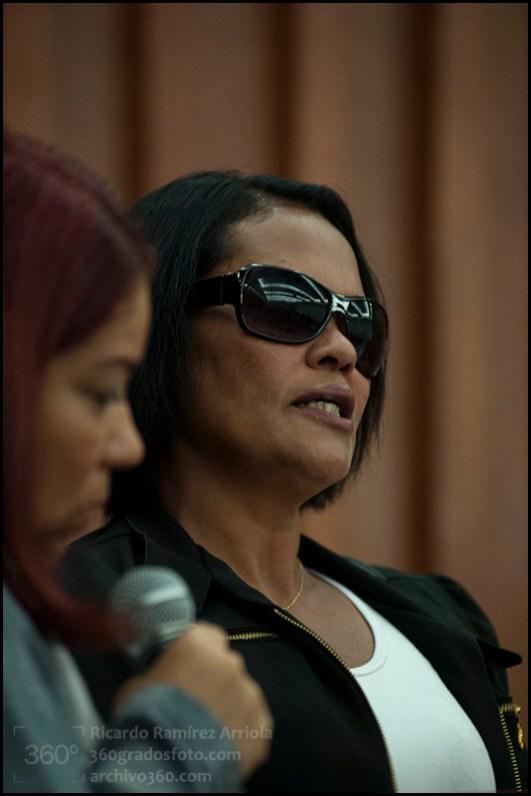 Madres provenientes de Brasil y Guatemala denuncian ante el Tribunal Permanente de los Pueblos