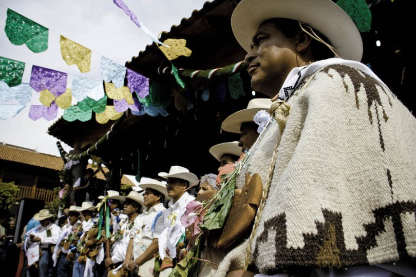 Autoridades. Fotos: Heriberto Paredes