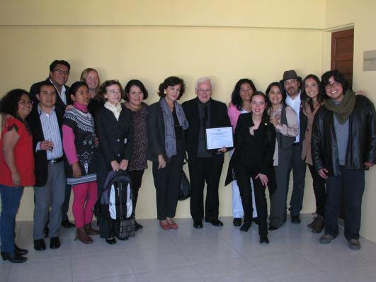 Premio Embajada Francia al Frayba 3