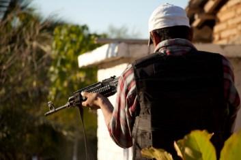 """La limpieza de """"la herramienta"""" es profunda, es un momento de intimidad del individuo con su arma."""