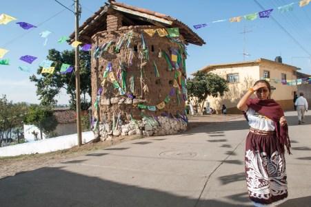Año Nuevo Purépecha. Foto: Karla H. Mares