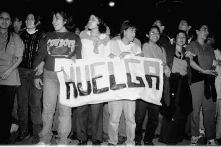 Movimiento, que chido movimiento: a 15 años de la huelga en la UNAM
