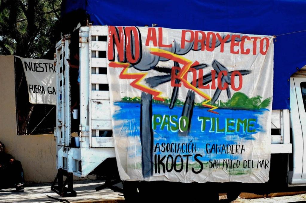 Contra la imposición eco-capitalista