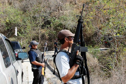 Rompecabezas michoacano: autodefensas, rondas comunitarias y fuerzas rurales
