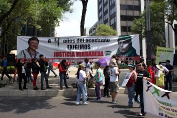 Solidaridad en la Huelga de Hambre por Bety y Jyri