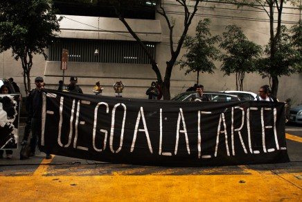 Los presos políticos del 1DMX anuncian ayunos y huelgas de hambre