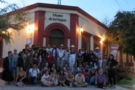 Semana Santa con la Tribu Yaqui