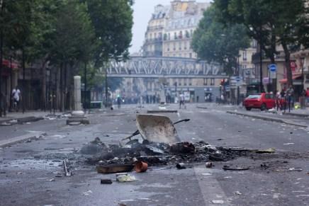 Francia: indignación internacional ante la operación militar israelí en Gaza