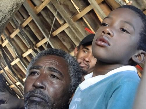 Brasil. Indígenas Pankará en la localidad de Itacuruba, Pernambuco exigen la demarcación de sus tierras, donde se encuentra una planta nuclear latente. Fotografía: Renata Bessi