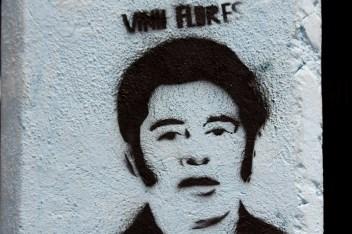 El maestro Vihn Flores fue asesinado por el gobierno de Díaz Ordaz en 1969, a sus 26 años, por oponerse al cierre de la Escuela Normal de Amilcingo.