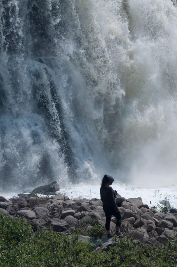 Cascada de El Salto de Juanacatlán. Foto: Sari Dennise