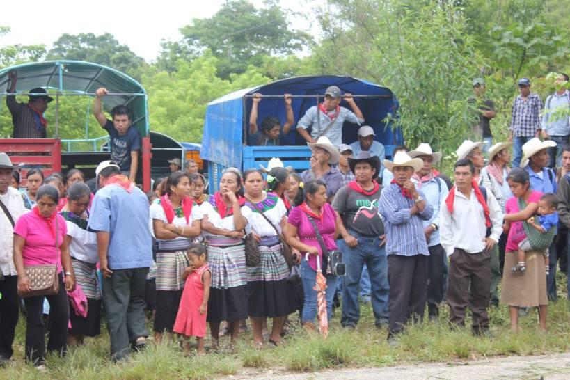 Rechazo a los proyectos ecoturísticos promovidos por el gobierno estatal