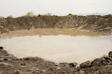 Morir de sed en la fuente del limbo