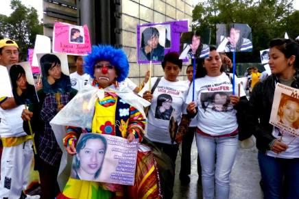 ¡Hasta el cielo está llorando! Desaparición forzada: Ni vivos, ni muertos (1 de 2)