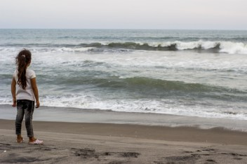 Derivado de los efectos del cambio climático las comunidades de la Bahía de Jiquilisco están vulnerables en donde ya se puede apreciar el incremento directo en el nivel del mar.