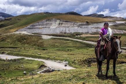 COP20, la otra realidad: Perú, lxs guardinxs del agua y la quimera de oro