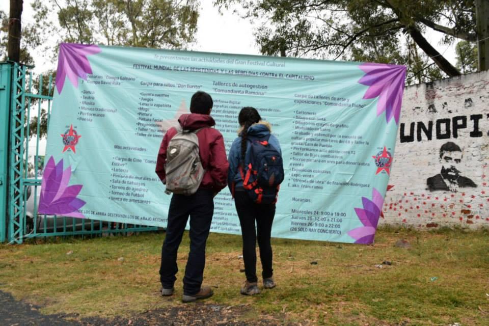 Programa FestRyR-DF. Foto: Gisela Delgadillo