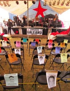 «Son de María» inició el gran toquín de cierre del Festival en DF. Foto: Canek