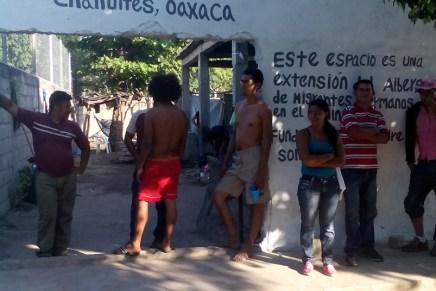 Autoridades migratorias mexicanas impiden ayuda humanitaria a migrantes centroamericanos