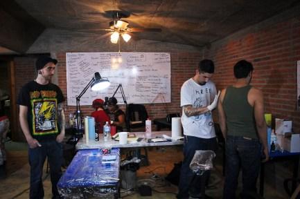 Tatuajes solidarios R.Rahal CC BY-NC-SA