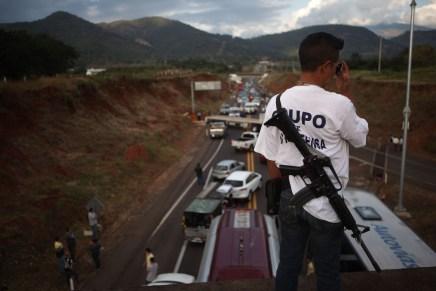 Nuevamente las autodefensas levantan la voz contra el crimen organizado
