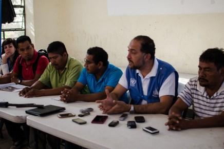 Representante de la ONU declara responsabilidad del Estado en la desaparición forzada de normalistas