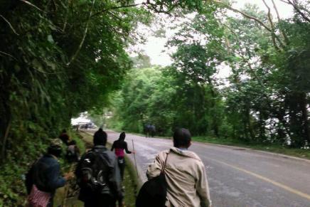 Crónica de un violento desalojo contra comuneros de Bachajón