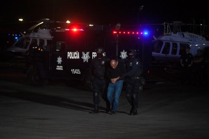 Servando Gómez, «La Tuta» , último líder de la organización criminal Los Caballeros Templarios fue detenido como parte de una estrategia mediática de legitimación del gobierno mexicano, de distracción para ocultar otros escándalos y como parte de un reacomodo en el mapa del crimen organizado en Michoacán. Fotografía: Especial