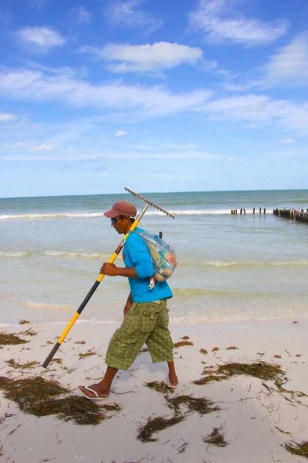 Pescador temporal