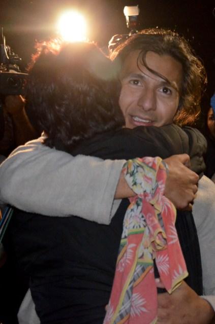 Bryan Reyes el 27 de diciembre de 2012. Fotografía: Amaranta Marentes