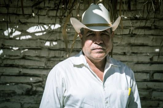 José Silverio. Fotografía: Heriberto Paredes