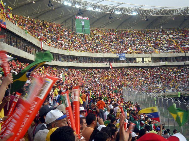Copa América 1997. Fotografía: Popular Tribune